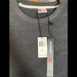 NWT Grey Crewneck Sweatshirt